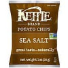 Kettle Chips Sea Salt, 1-Ounce (Pack of 72) $25 or lower (clip 15% coupon + subscribe & save)