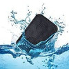 Water Resistant Shockproof Bluetooth 4.0 Speaker & Speakerphone w/IPX7 Waterproofing for Full Immersion in Water For $49…