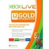Xbox Live 12 Month Gold Card $37.35