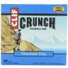 5-Pack of 2-Bar 7.4oz Clif Crunch Granola Bar Pouches (Chocolate Chip) $2.85 + Free Shipping