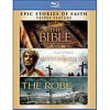 Bible / Greatest Story Ever Told / Robe (Blu-ray Disc) (3 Disc) $10 FS on orders $35 and up at bestbuy