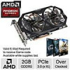 Video Cards: Sapphire Dual-X Radeon R9 280 Card + 3 AMD Gold Games for $189.99 AR (or $175 AR/AC), Gigabyte Radeon R9 27…