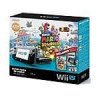 32GB Nintendo Wii U Black Deluxe Set w/ Super Mario 3D World & Nintendo Land Games $269.99 + Free Shipping
