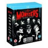 Universal Classic Monsters: The 8-Disc Essential Collection (Region-Free Bluray) $28.69 *Lowest*