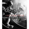 PC Digital Download Games: Additional 20% Off Coupon: Batman Arkham City or Asylum: GOTY, Origins Season Pass, LEGO Batm…