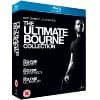 The Ultimate Bourne Collection (Region Free Blu-Ray) $16.45
