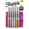 Sharpie Metallic Fine Point Permanent Marker, Assorted Colors, 6-Pack – Amazon – $3 – NOT add on