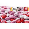 Personalized M&M's $15 for $30 groupon Valentines Day