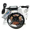 Nubee 16.4 Ft. RGB SMD 5050 LED Strip Light Kits w/ 44-Key IR Remote Controller & Power Supply – $16.95 AC for 150 LED N…