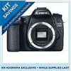 *back* Canon 70D DSLR Camera (Body Only) + Pixma Pro-100 Printer + Bag + 32GB SDHC $799 after $350 Rebate + Free Shippin…
