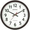 Geneva 3994GG 14-inch Electric Commercial Wall Clock – Plastic – for $14.97