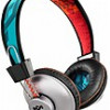 Marley Positive Vibration On-Ear Headphones – Stereo – Sun – for $27.97