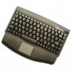 Adesso MiniTouch ACK-540PB Keyboard – PS/2 – QWERTY – 88 Keys – for $29.97