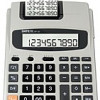 Datexx DP-30AD 10 Digit AC/DC Commuter Printing Calculator with for $19.97
