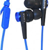 Sony MDR-XB50AP/L In-Ear Extra Bass Earbud Headphones with Microphone for $19.97