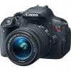 Canon EOS Rebel T5i DSLR Camera with 18-55mm Lens for $479.99