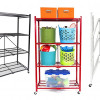 Origami Set of 2 Pop-It 4-Tier Shelves for $139.99