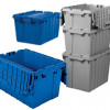 Tote with Hinged Lid, Case of 6 – Your Choice for $99.99