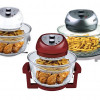 Big Boss Oil-Less Fryer – 3 Colors for $62.25