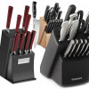 Cuisinart Knife Block Sets – 5 Styles for $49.99