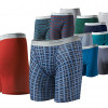 Fruit Of The Loom Boxer Briefs 12-Pack for $24.99