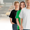 Back to School Special – 3-Pack: Gildan Cotton Blend Youth Tees in Assorted Colors! for $13.98