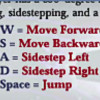 Why Gamers Use WASD to Move