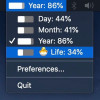 Progress Bar for MacOS